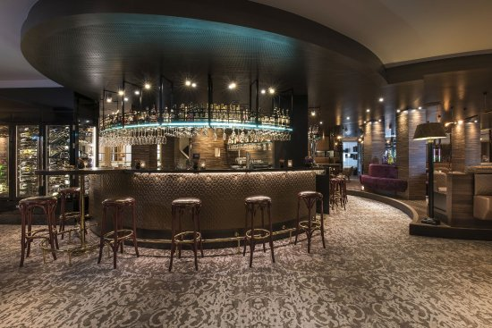 Land & Golf Hotel Stromberg: Birdie Bar