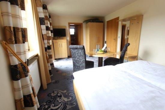 Bobrach, Alemania: Doppelzimmer Premium
