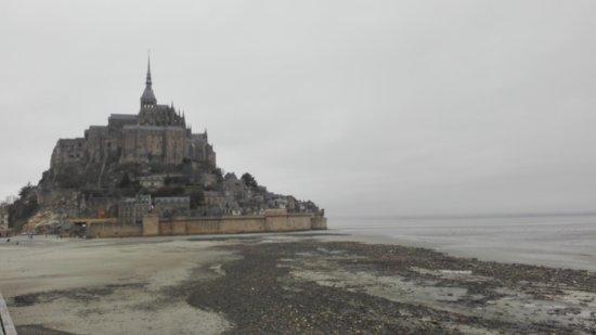 몽 생 미셸 사진
