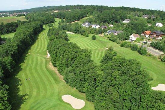 Stromberg, Germany: Golfplatz