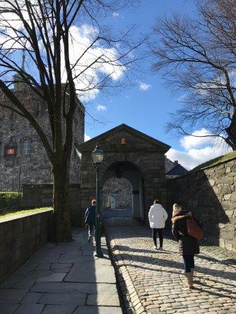 Rosenkrantz Tower - Bymuseet i Bergen : Bonito recinto. Merece la pena visitarlo.