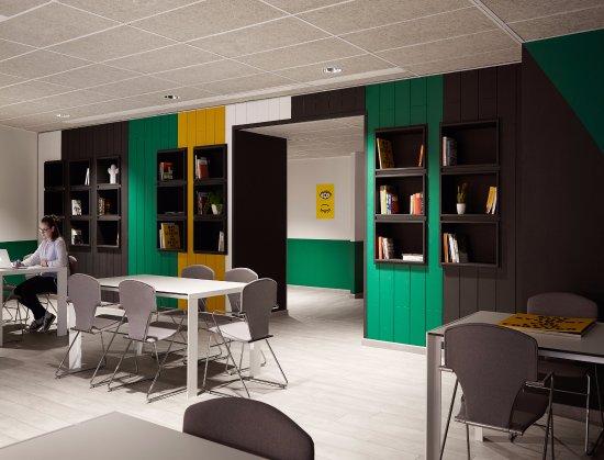 La Defense, فرنسا: Study Room