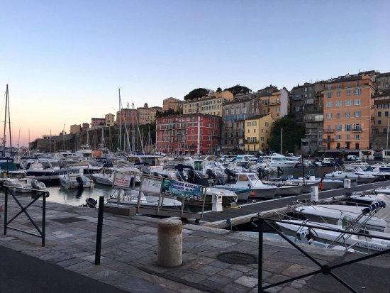 Bastia, France: Le vieux port