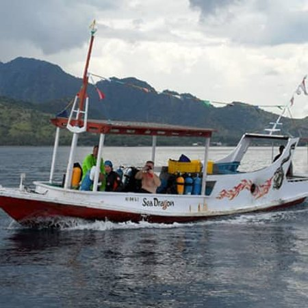 Gerokgak, Indonesia: Leaving for a divetrip