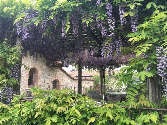 Bild von boutique hotel villa dei campi for Boutique hotel villa dei campi gavardo