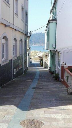 Porto de Espasante, Spain: Hemos estado muy a gusto. Hotel acogedor, el desayuno genial y a dos pasos de la playa.