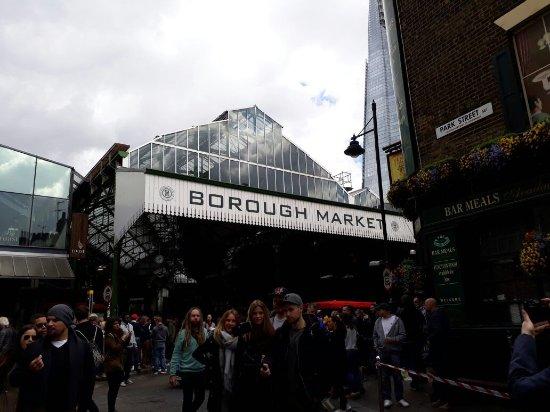 Photo of Tourist Attraction Borough Market at 8 Southwark Street, London SE1 1TL, United Kingdom