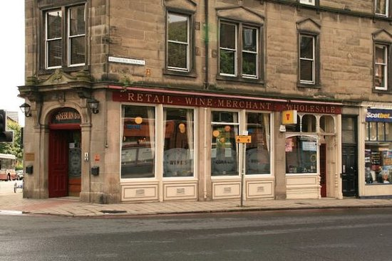 Roseburn bar