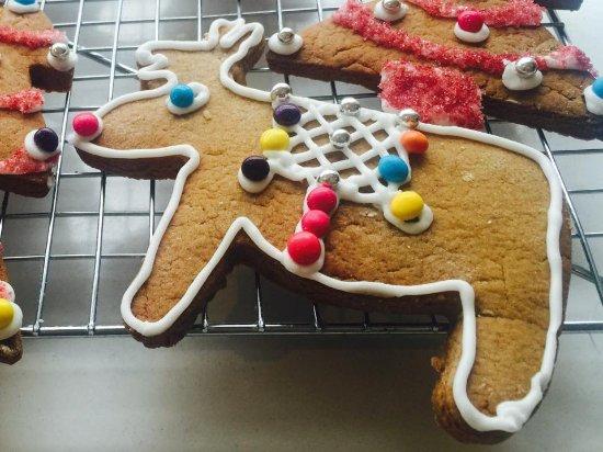 Sorn, UK: RBK Handmade Reindeers