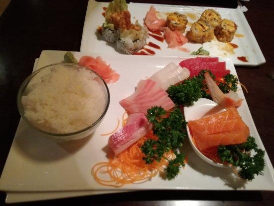 Decherd, TN: Excelente Sushi