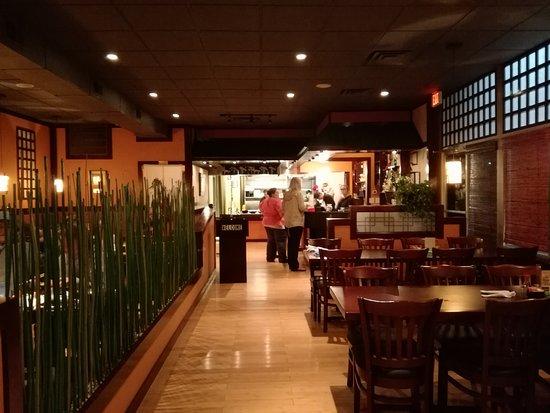 Decherd, เทนเนสซี: Excelente Sushi