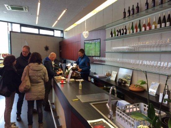 Furth, Avusturya: Verkaufstheke