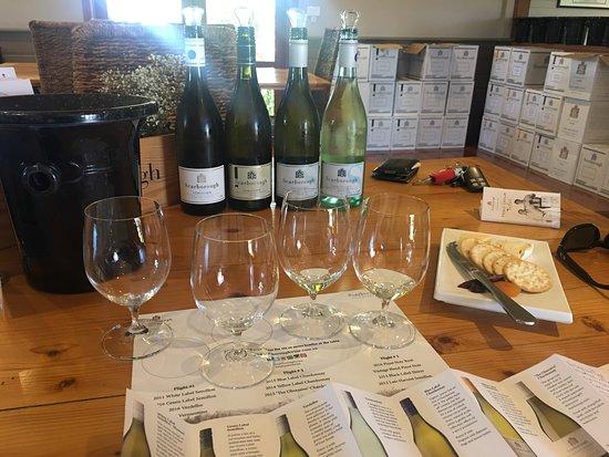 Pokolbin, Australia: Scarborough Wine Co
