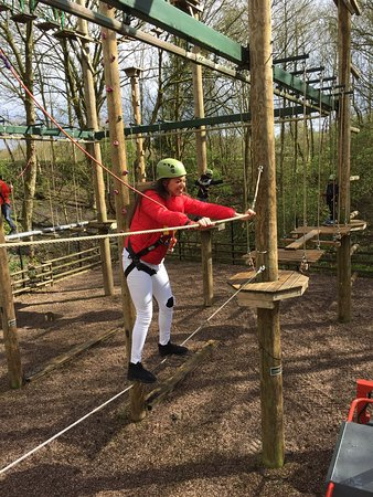 Wolverhampton, UK: Challenge Academy Adventure Hub