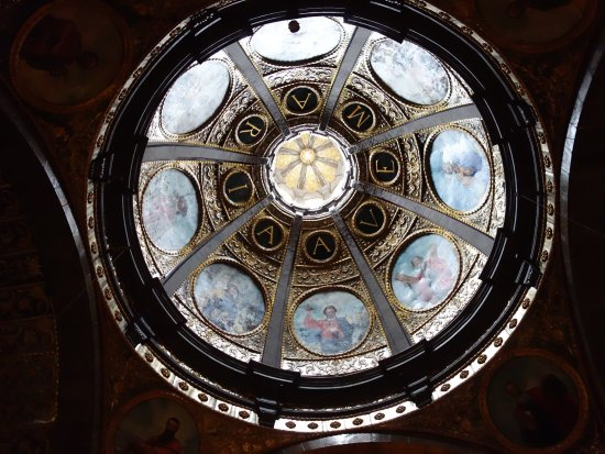 Lluc, إسبانيا: Kloster Lluc - Kuppel