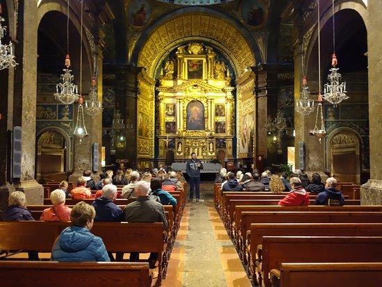 Lluc, إسبانيا: Kloster Lluc - Kirche