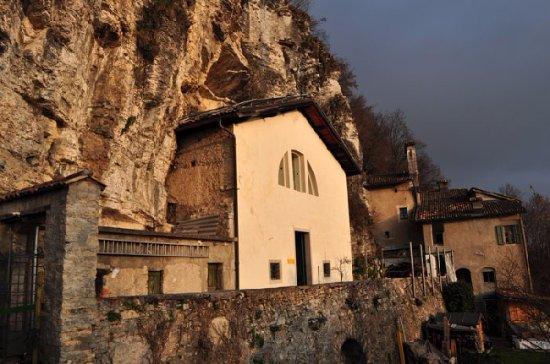 Мендризио, Швейцария: Eremo di san nicolao
