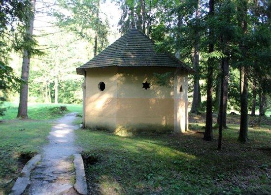 Betliar, Slovakia: Padiglione