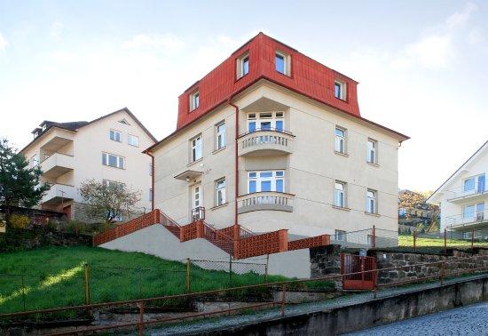 Luhacovice, República Checa: VillaRéna Luhačovice