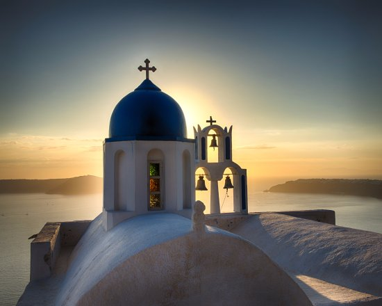 Gillingham, UK: Santorini, an image by Phil Malpas