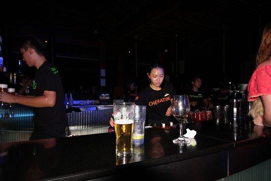 Club Med Cherating Beach: bar