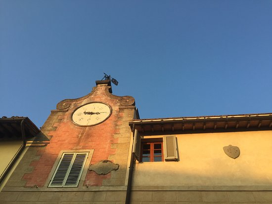 Montespertoli, Itália: Quaint village surrounded by the beauty of Tuscany
