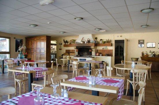 La sala da pranzo picture of hotel du grand canyon du for La sala da pranzo