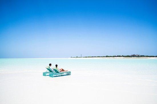 Quirimbas Archipelago, โมซัมบิก: Medjumbe Beach Lounges