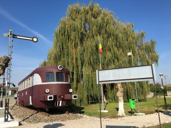 The Railway Park Exhibitions in Teius is also open for visitors.