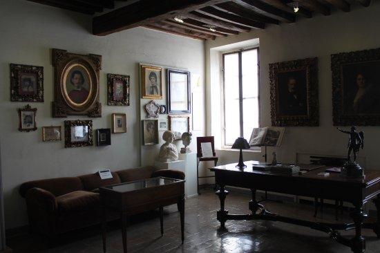 Interno Casa natale di Arturo Toscanini
