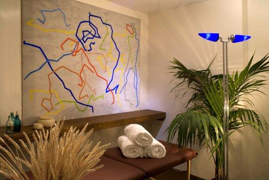 Fornalutx, España: Studio Wellness