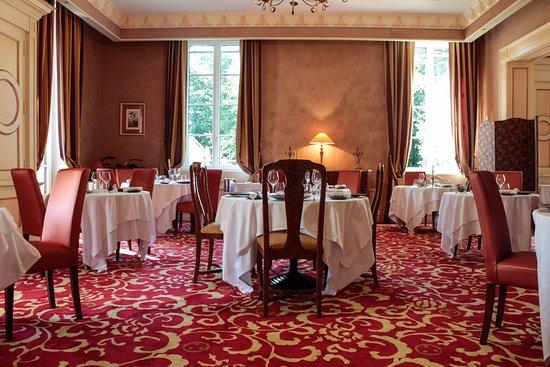 Le Buisson-de-Cadouin, France: Notre salle de restaurant