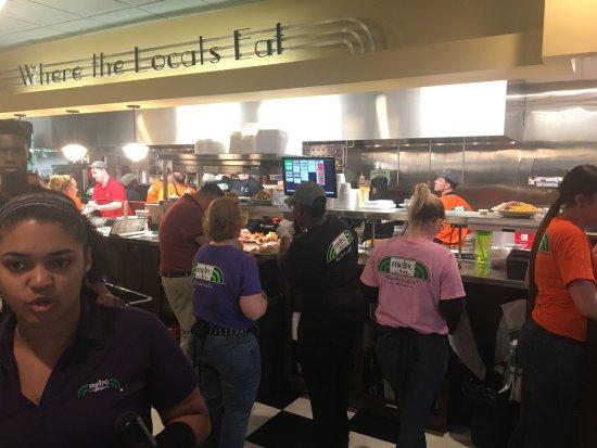 Coral Springs, FL: Metro Diner