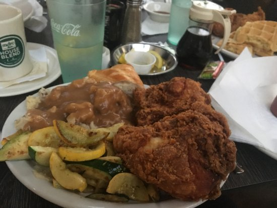Coral Springs, Floryda: Fried Chicken