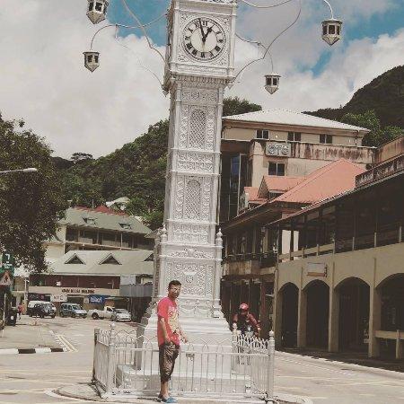 Clock Tower Resmi