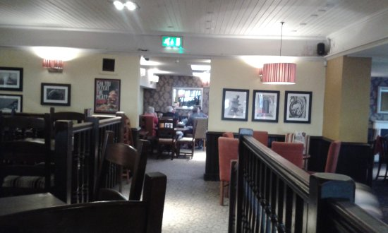 Gosport, UK: Inside Restaurant