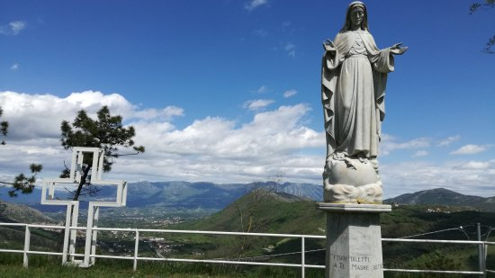 Santuario di San Michele Arcangelo e Santa Maria del Monte: IMG_20170417_142443_1_large.jpg