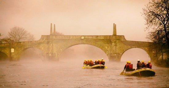 Aberfeldy, UK: Wades Bridge River Tay