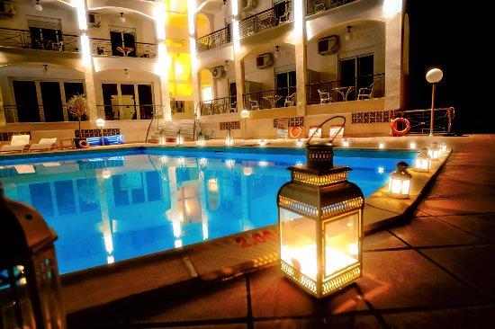 Pool - Picture of Stavros Beach Hotel, Stavros - Tripadvisor