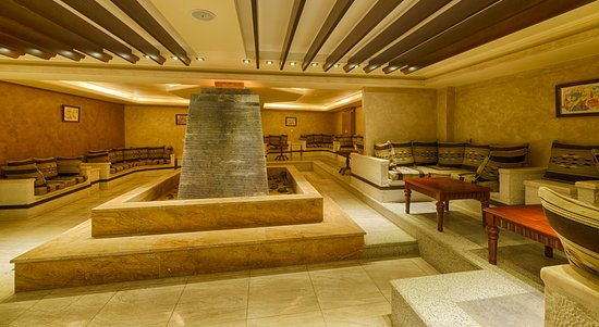 Seven Wonders Hotel: Turkish Bath