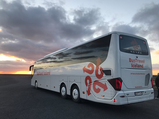 BusTravel Iceland: The bus!