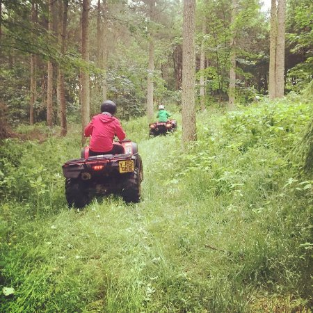 Penrith, UK: Quad Safari