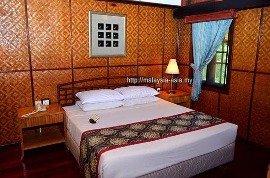 بهنج, ماليزيا: Mutiara Taman Negara Resort Room (Photo by Malaysia Asia)