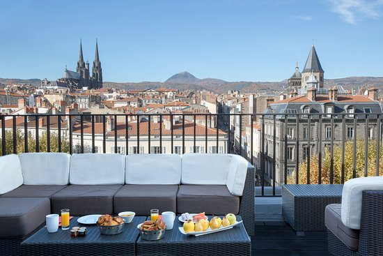 Hotels In Clermont Ferrand With Parking
