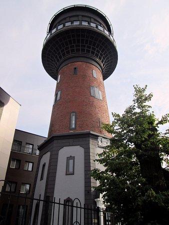 Водонапорная башня система управления