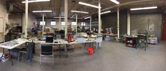 Dalton, Μασαχουσέτη: Paper making lab