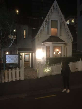 Boulcott Street Bistro: Outside view