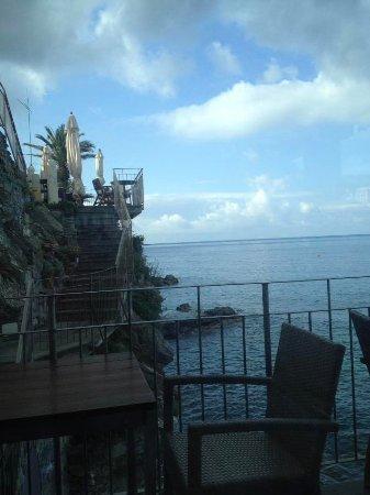Hotel Cenobio Dei Dogi : Vista dalla sala ristorante/colazione