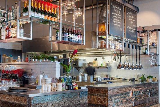 Die Küche Im Kraftwerk | Die Kuche Im Kraftwerk Munchen Restaurant Bewertungen