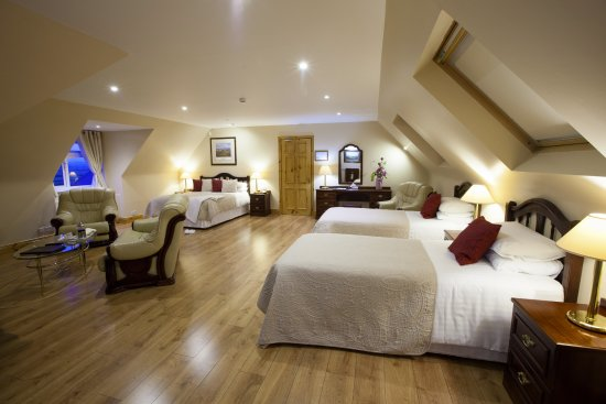 Ballybunion, İrlanda: Room Fave Family Suite